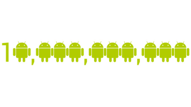 10 billion downloads android
