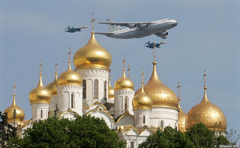 Top 10 ideas originales para unas vacaciones en Rusia 1