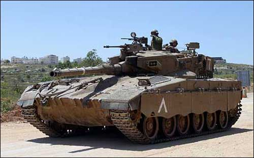Top 10 mejores tanques de combate 1