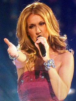 Celine Dion en Facebook 1