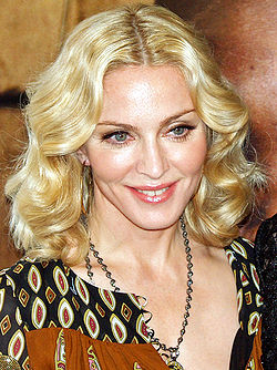 Madonna: Chica (material) 1