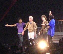 The Rollings Stones en Facebook 1