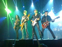 Top 10 canciones Scorpions 1