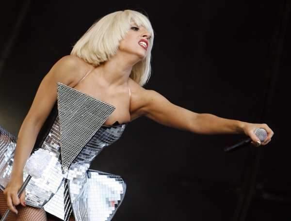 Lady Gaga en los Simpsons 1
