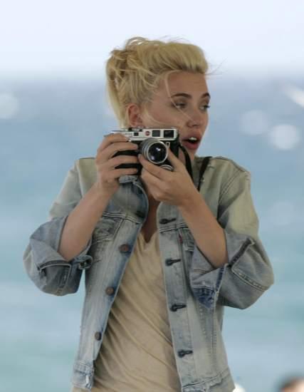 Scarlett Johansson rompe su silencio 1