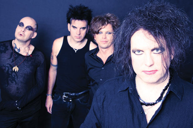 The Cure en Facebook 1