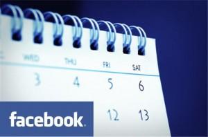 5 motivos para organizar eventos con Facebook