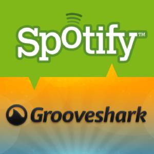 5 motivos para escoger Grooveshark en lugar de Spotify