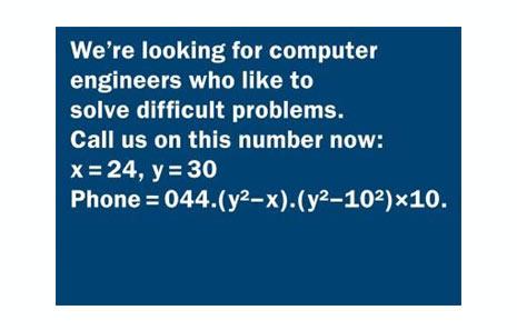 Oferta de empleo para Ingeniero Informático 1