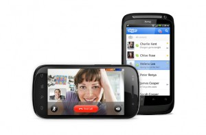 Skype para Android 1