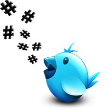 Hashtags masivos, un problema para twitter