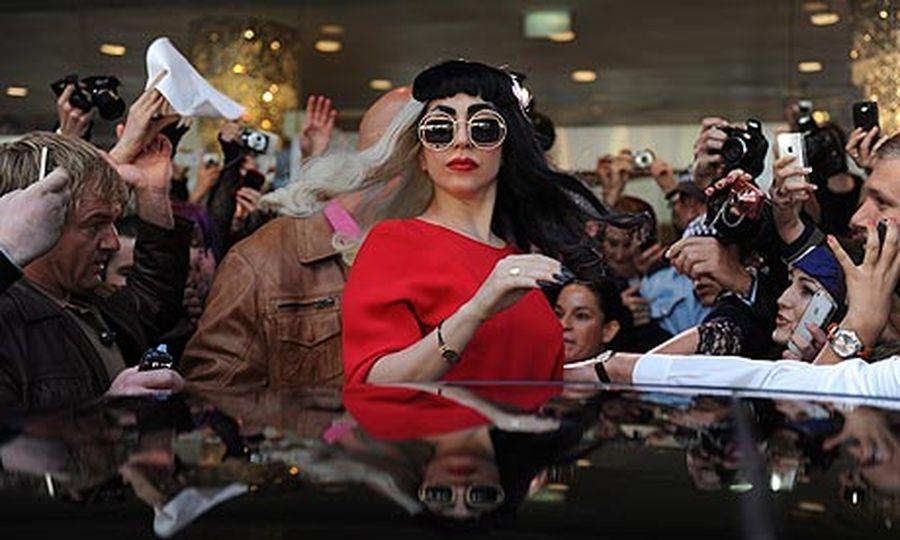 Lady Gaga, la más nominada para los MTV europeos 1