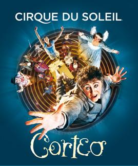 El Cirque du soleil presenta su nuevo espectáculo llamado Corteo 1