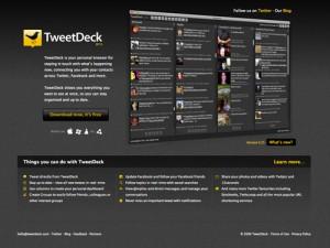 Realmente necesita Twitter comprar Tweetdeck