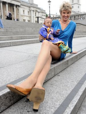 Svetlana Pankratova, World Longest Legs  1