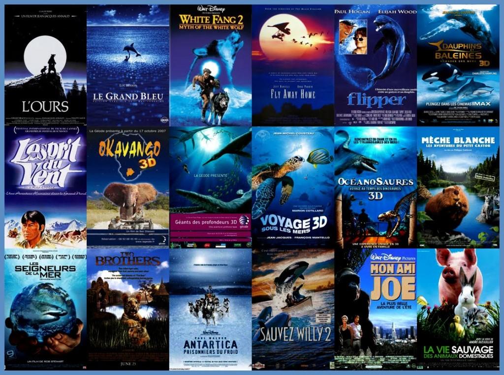 Top 10 tipos de carteles más repetidos en el cine 1