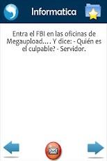 Chistes Cortos Buenos para Android 2