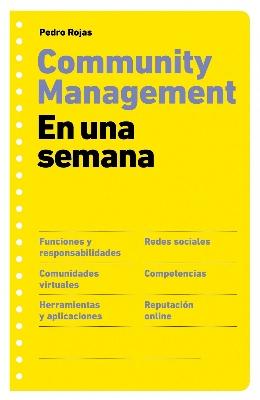 Community Management en una semana [libro] 1