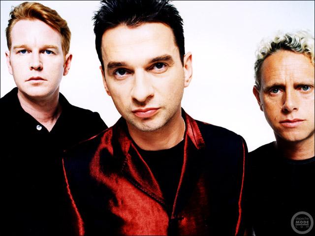 Top 10 canciones Depeche Mode 1