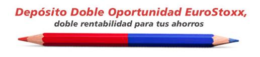 Depósito Doble Oportunidad EuroStoxx - La Caixa 1