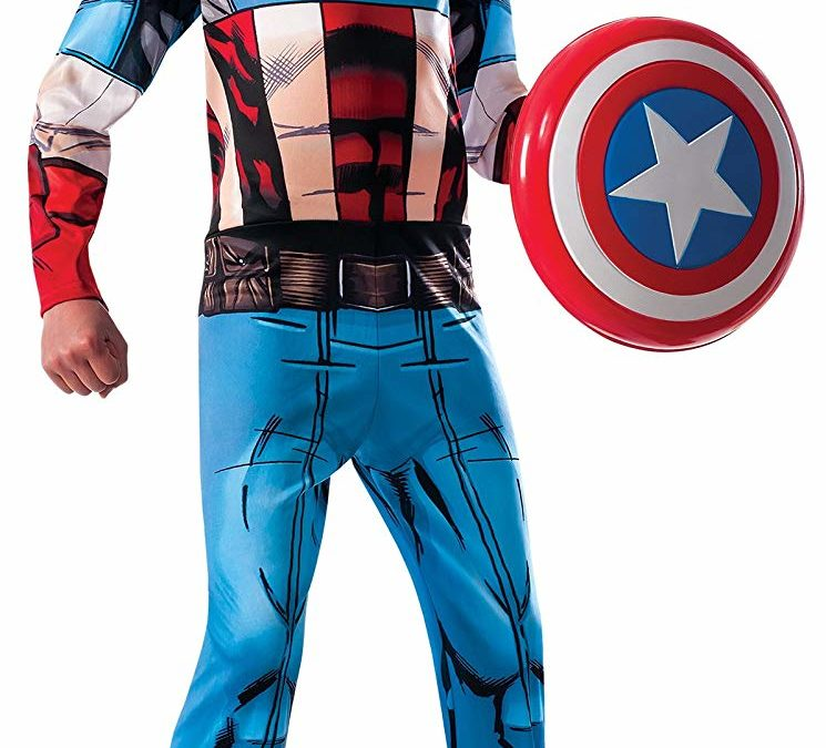 Disfraces de los Superhéroes de MARVEL