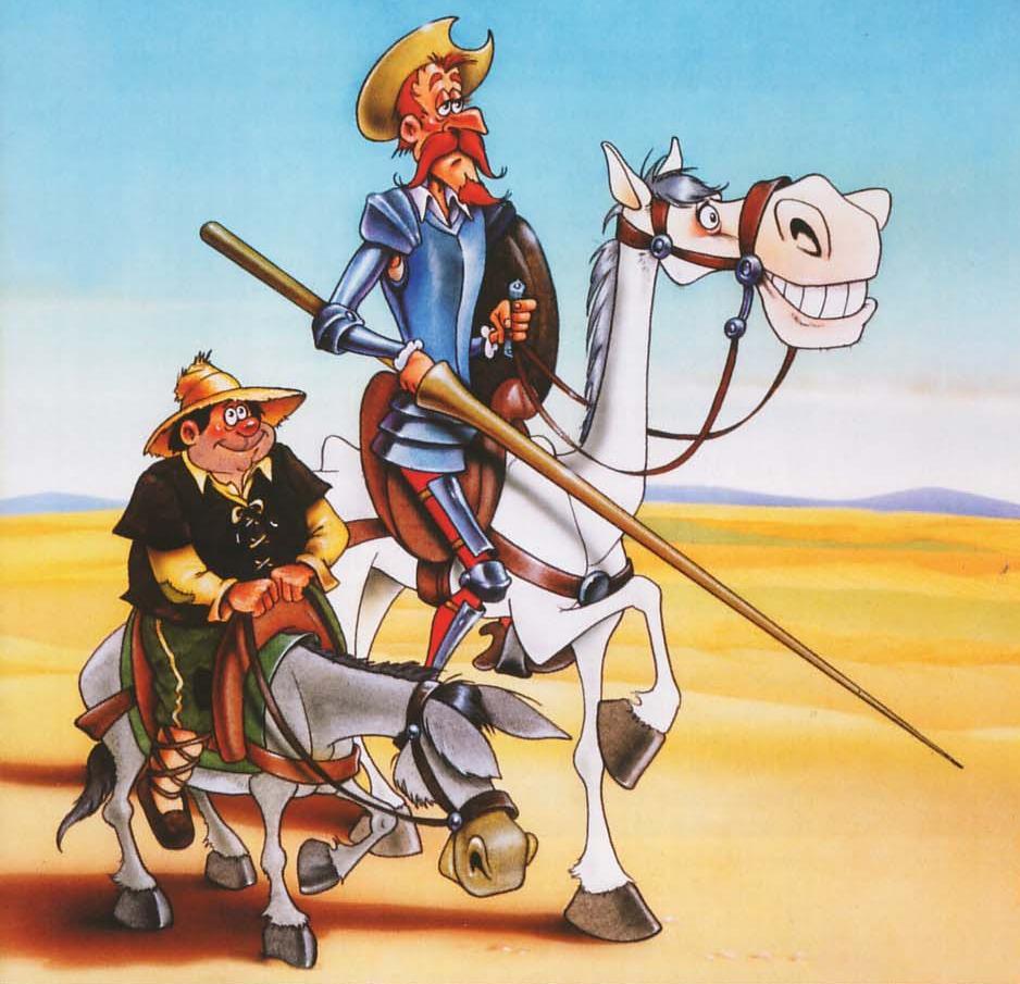 Top 10 rutas Don Quijote 1