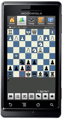 Aplicaciones de Ajedrez para Android 1