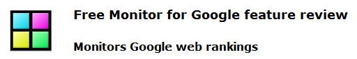 Saber que en que posicion estoy en Google 1