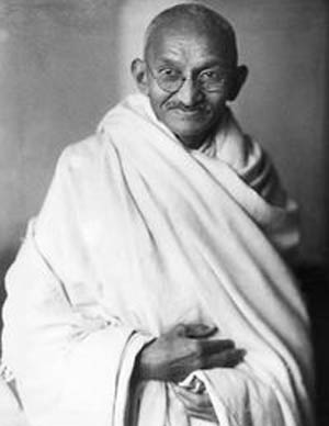 Top 10 fundamentos de Gandhi para cambiar al mundo:  1