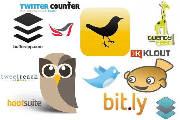 Top 10 herramientas para redes sociales