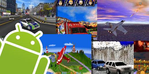 Top 10 juegos Android 2011 1