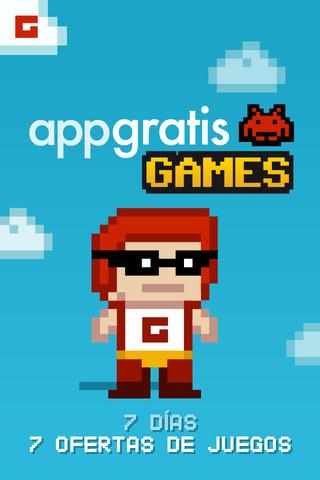 Juegos gratis para iPhone y iPad con AppGratis Games 1