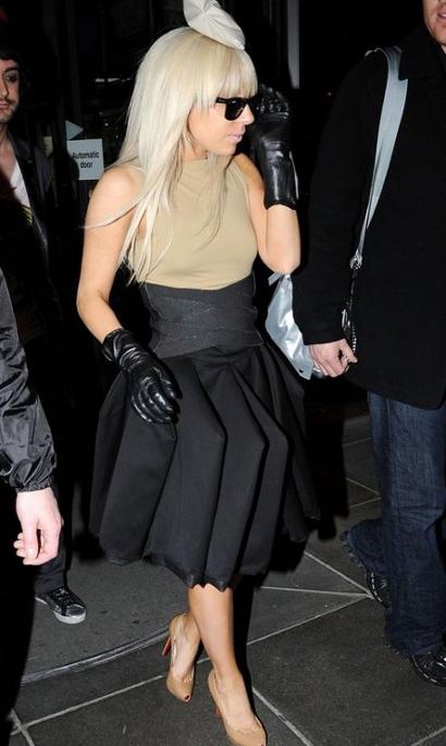 Lady Gaga contra el bullying 1