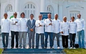 los diez chef