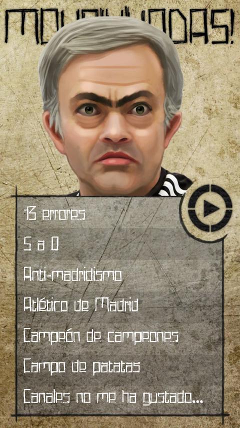 Mourinho! para Android 1