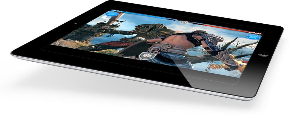 iPad más delgado y ligero! 1