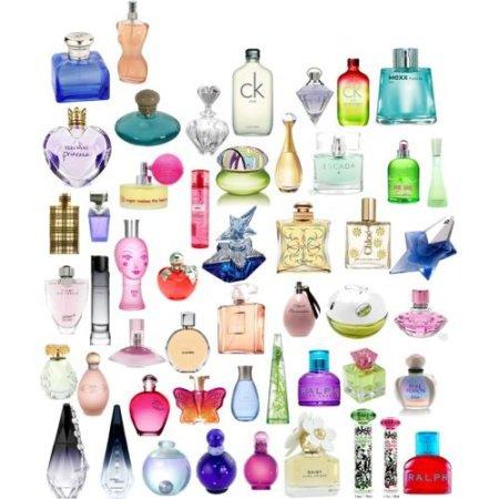 Top 10 fragancias de mujer 2012 1