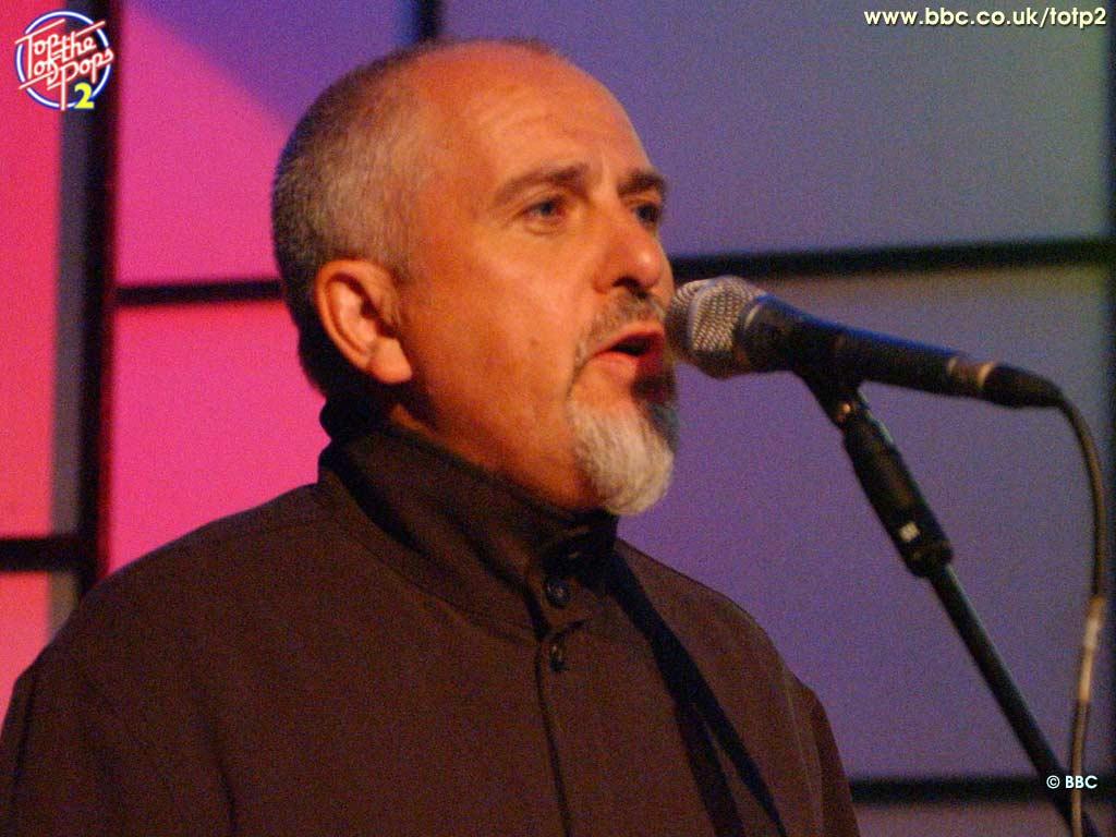 Top 10 canciones Peter Gabriel 1