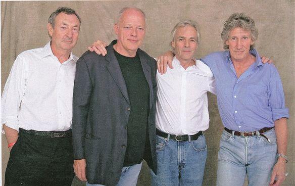Pink Floyd en Facebook 1