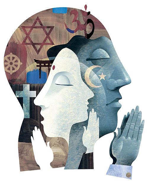 Top 10 religiones más importantes del mundo 1