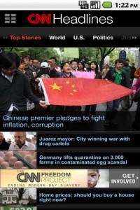 CNN - Aplicación Android 1