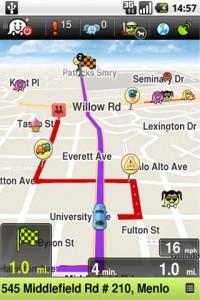 Waze, el GPS comunitario 2