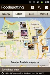 Decidir que comer y donde ahora más fácil con la nueva aplicación Android 1