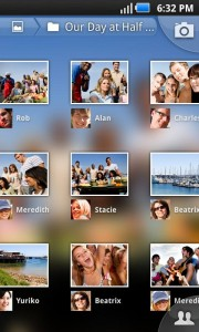 LiveShare Grupo de intercambio de fotos de forma sencilla 1