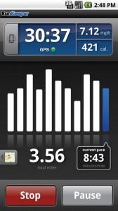 Runkeeper: aplicación Android para GPS corporal 1