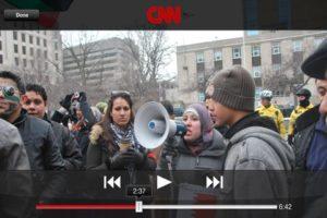 CNN - Aplicación Android 2