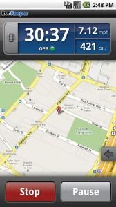 Runkeeper: aplicación Android para GPS corporal 2