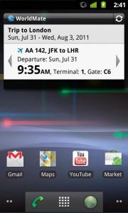 Irte de viaje ahora más facil con la nueva aplicación para Android 1
