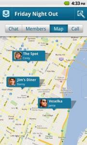 GroupMe es la forma más facil de conversar y mantenerte en contacto con tus amigos 2