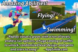 Diversion el último juego de plataformas en 3D 2
